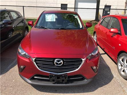 2019 Mazda CX-3 GS (Stk: 16739) in Oakville - Image 2 of 5