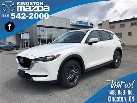 2019 Mazda CX-5 GS (Stk: 19T071) in Kingston - Image 1 of 16