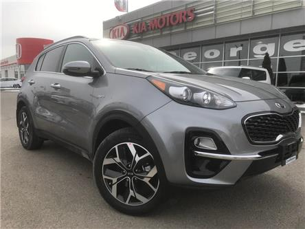 2020 Kia Sportage EX TECH | $237 BI-WEEKLY | PANO ROOF | NAVI | (Stk: NOU20SPET) in Georgetown - Image 2 of 30
