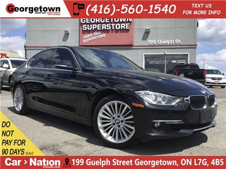 2015 BMW 328i X-Drive | NAVI | ROOF | LEATHER | B/U CAM| TINTS (Stk: P12082A) in Georgetown - Image 1 of 31