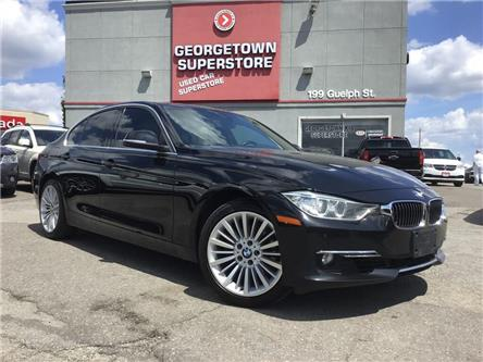 2015 BMW 328i X-Drive | NAVI | ROOF | LEATHER | B/U CAM| TINTS (Stk: P12082A) in Georgetown - Image 2 of 31