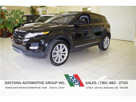 2015 Land Rover Range Rover Evoque SW1 SPECIAL EDITION 1 OWNER NO ACCIDENTS! (Stk: 1740-B) in Edmonton - Image 1 of 25