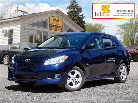 2012 Toyota Matrix Base (Stk: J19049) in Brandon - Image 1 of 27
