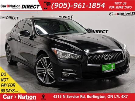 2015 Infiniti Q50  (Stk: CN5794) in Burlington - Image 1 of 37