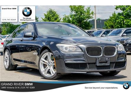 2012 BMW 750  (Stk: 6354A) in Kitchener - Image 1 of 22