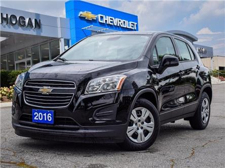 2016 Chevrolet Trax LS (Stk: WN270676) in Scarborough - Image 1 of 23