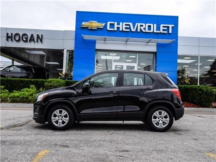 2016 Chevrolet Trax LS (Stk: WN270676) in Scarborough - Image 2 of 23