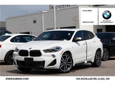 2019 BMW X2 M35i (Stk: 20381) in Ajax - Image 1 of 21