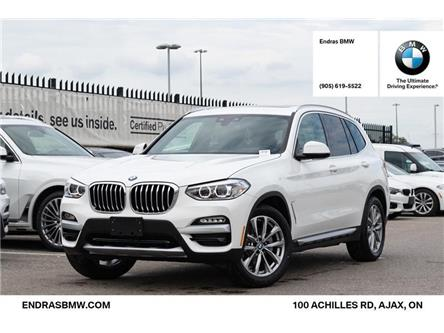 2019 BMW X3 xDrive30i (Stk: 35568) in Ajax - Image 1 of 22