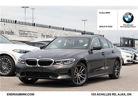 2019 BMW 330i xDrive (Stk: 35575) in Ajax - Image 1 of 20