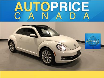 2013 Volkswagen Beetle 2.0 TDI Highline (Stk: F0442) in Mississauga - Image 1 of 23