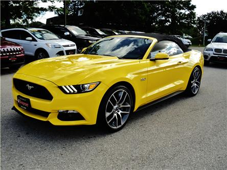 2015 Ford Mustang GT Premium (Stk: 1485A) in Orangeville - Image 2 of 27