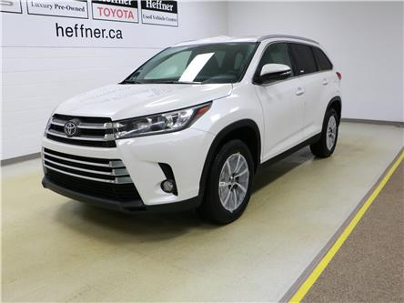2019 Toyota Highlander XLE (Stk: 192198) in Kitchener - Image 1 of 3