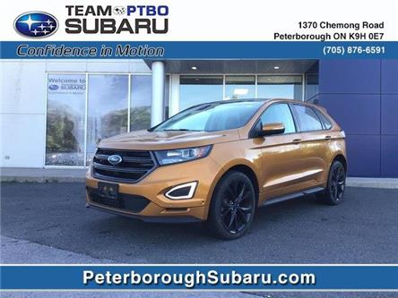 2015 Ford Edge Sport (Stk: S3884A) in Peterborough - Image 1 of 18