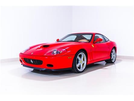2003 Ferrari 575M Maranello F1 (Stk: UC1443) in Calgary - Image 1 of 18
