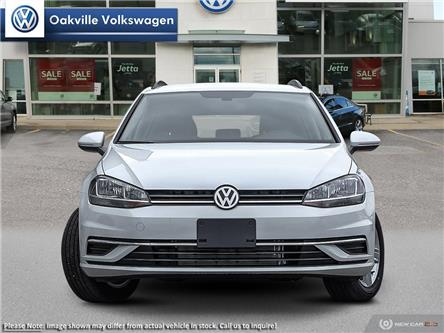 2019 Volkswagen Golf SportWagen 1.8 TSI Highline (Stk: 21449) in Oakville - Image 2 of 23