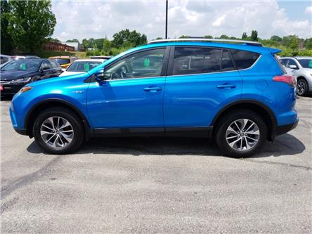2018 Toyota RAV4 Hybrid LE+ (Stk: 171494) in Cambridge - Image 2 of 26