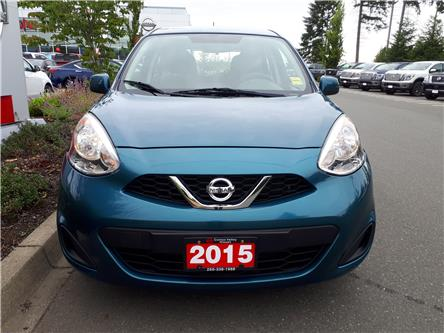 2015 Nissan Micra SV (Stk: P0088) in Courtenay - Image 2 of 10