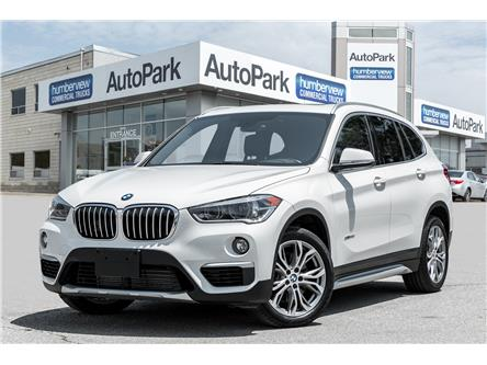 2017 BMW X1 xDrive28i (Stk: ) in Mississauga - Image 1 of 20
