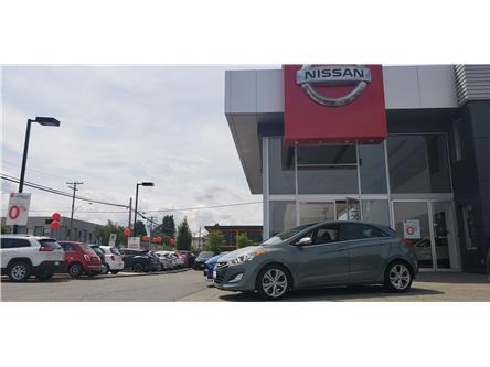 2013 Hyundai Elantra GT GT (Stk: 9L0899A) in Duncan - Image 1 of 4