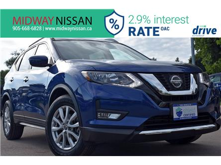 2019 Nissan Rogue SV (Stk: U1752) in Whitby - Image 1 of 35