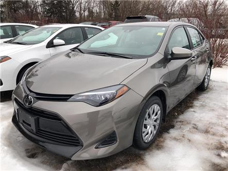 2019 Toyota Corolla LE (Stk: 9CR330) in Georgetown - Image 1 of 5
