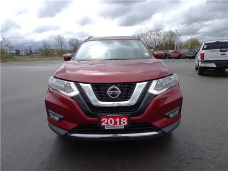 2018 Nissan Rogue SV   AWD   PWR HTD SEATS   PANO ROOF   (Stk: DR188) in Brantford - Image 2 of 42