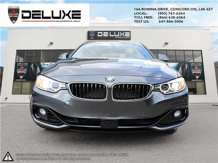 2016 BMW 428i xDrive Gran Coupe (Stk: D0604) in Concord - Image 2 of 30