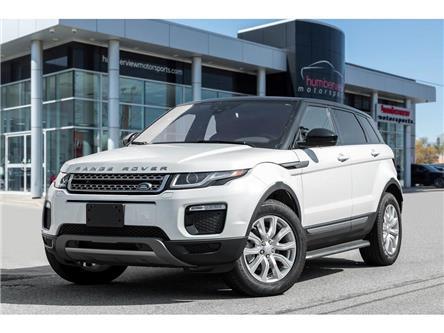 2019 Land Rover Range Rover Evoque SE (Stk: 19HMS597) in Mississauga - Image 1 of 21