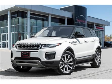 2019 Land Rover Range Rover Evoque HSE (Stk: 19HMS598) in Mississauga - Image 1 of 21