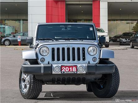 2018 Jeep Wrangler JK Unlimited Sahara (Stk: P7412) in Etobicoke - Image 2 of 20