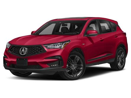 2020 Acura RDX A-Spec (Stk: L801586) in Brampton - Image 1 of 9