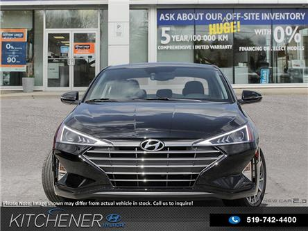 2020 Hyundai Elantra Luxury (Stk: 59090) in Kitchener - Image 2 of 23