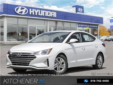 2020 Hyundai Elantra Preferred w/Sun & Safety Package (Stk: 59087) in Kitchener - Image 1 of 23