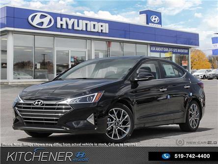 2020 Hyundai Elantra Luxury (Stk: 59099) in Kitchener - Image 1 of 23