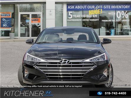 2020 Hyundai Elantra Luxury (Stk: 59099) in Kitchener - Image 2 of 23