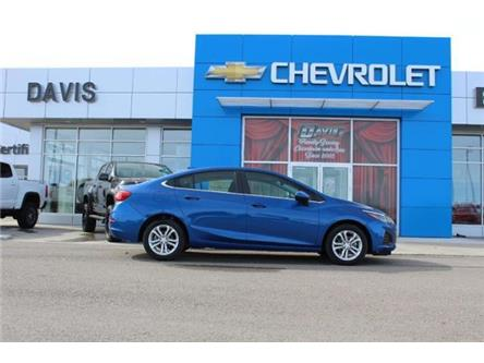 2019 Chevrolet Cruze LT (Stk: 202946) in Claresholm - Image 2 of 21