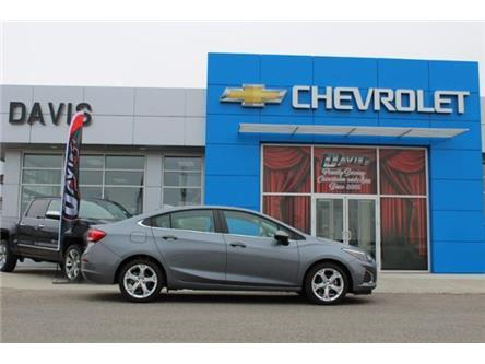 2019 Chevrolet Cruze Premier (Stk: 197128) in Claresholm - Image 1 of 22