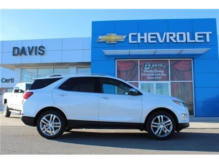 2019 Chevrolet Equinox Premier (Stk: 200860) in Claresholm - Image 1 of 28