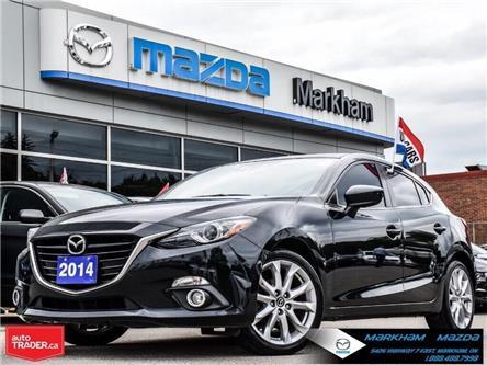2014 Mazda Mazda3 Sport GT-SKY (Stk: D190589A) in Markham - Image 1 of 28