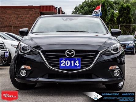 2014 Mazda Mazda3 Sport GT-SKY (Stk: D190589A) in Markham - Image 2 of 28