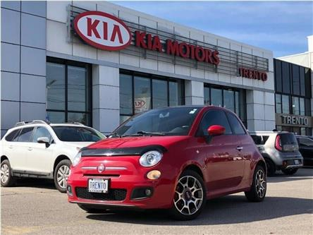 2013 Fiat 500 Sport (Stk: SF123) in North York - Image 1 of 19