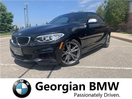 2015 BMW M235i xDrive (Stk: P1512) in Barrie - Image 1 of 22