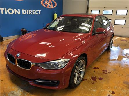 2014 BMW 320i xDrive (Stk: MS68778) in Moncton - Image 1 of 17