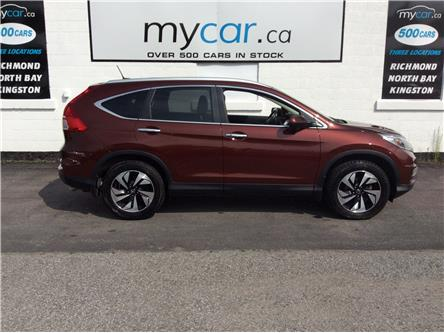 2016 Honda CR-V Touring (Stk: 190907) in Richmond - Image 2 of 21