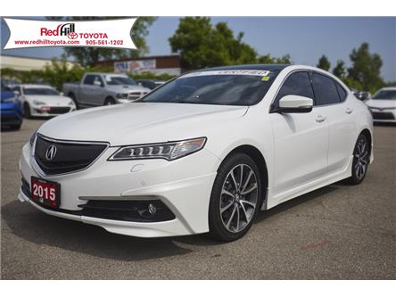 2015 Acura TLX V6 Elite (Stk: 81018) in Hamilton - Image 1 of 24