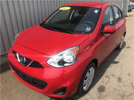 2017 Nissan Micra SV (Stk: X4721A) in Charlottetown - Image 1 of 20