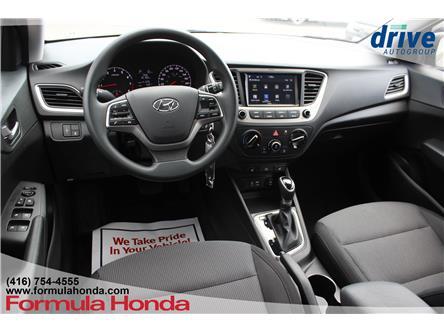 2019 Hyundai Accent Preferred (Stk: B11303R) in Scarborough - Image 2 of 28