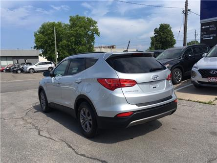2016 Hyundai Santa Fe Sport 2.4 Luxury (Stk: 28448A) in Scarborough - Image 2 of 14