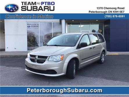 2012 Dodge Grand Caravan SE/SXT (Stk: S3641A) in Peterborough - Image 1 of 11